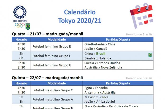 Agenda-Olimpíadas-de-Tóquio