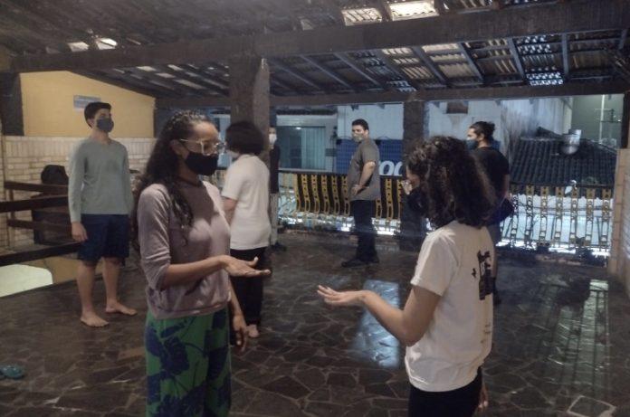 Curso Teatro Cidadão Angra