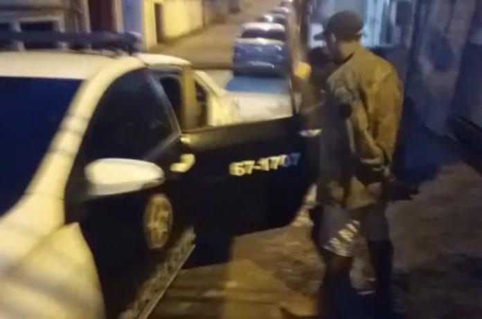 Informante do tráfico é preso em Angra